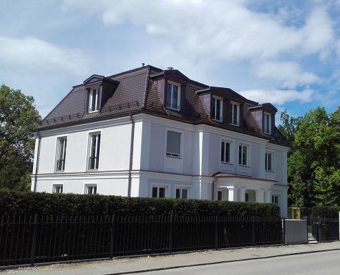 Dachdeckerei Rudolf Niedermeier München Allach